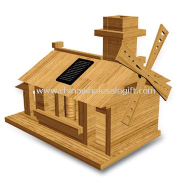 Solar Windmill DIY Kit