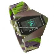 LED Army Green Watch images