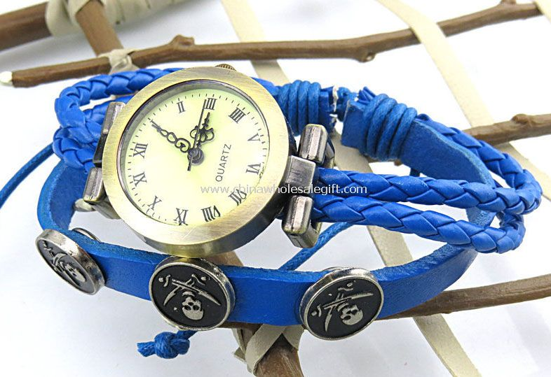 Lady rope watch