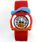 Silicone animal shape watch images