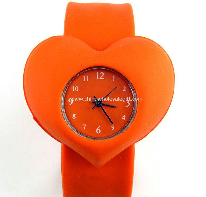 Silicone child watch