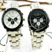 Stainless steel lover watch images