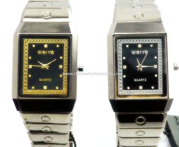 Golden siliver Lover watch