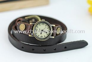 Leather Fashion watch