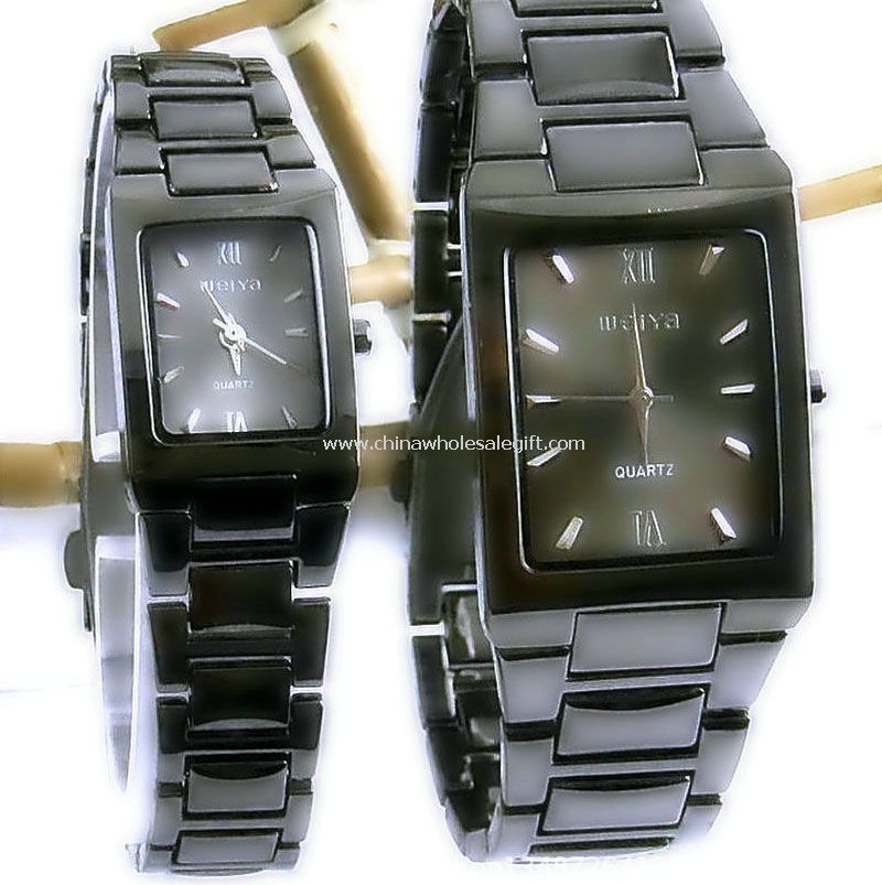 Lover square watch