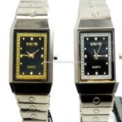 Golden siliver Lover watch images