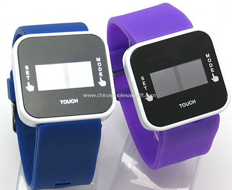 Child touch watch