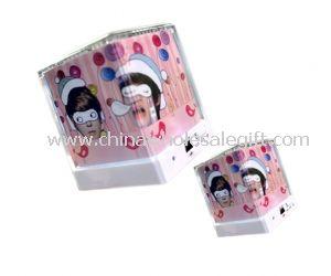 Crystal Cube Speaker