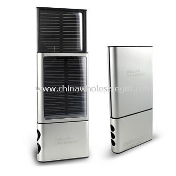 2 sliding solar panels design Solar charger