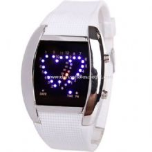 LED Heart watch images