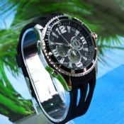 double movement waterproof sport watch images