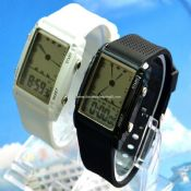 Waterproof sports watch images