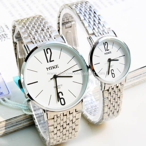 Lover quartz watch