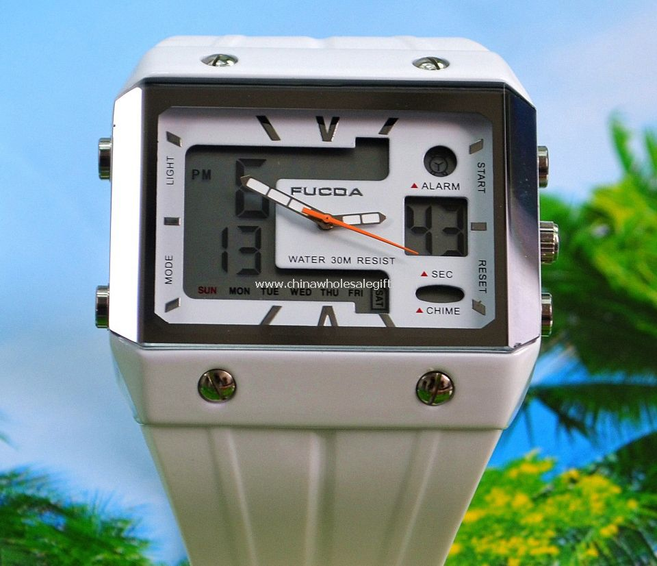 Double movement Watch