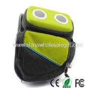 Waterproof bike speaker bag images