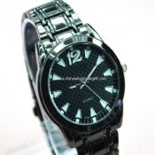 Men watch images