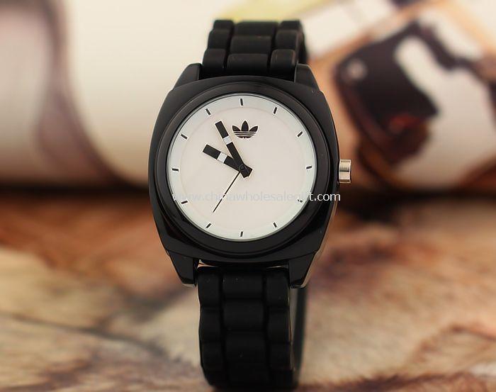 Men Silicone Watch