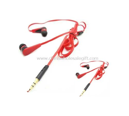 Flat Earphone