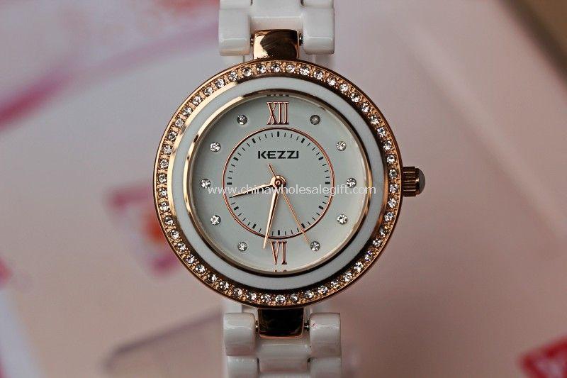 Lady diamond watch