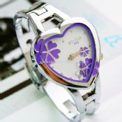 Lady heart shape watch images
