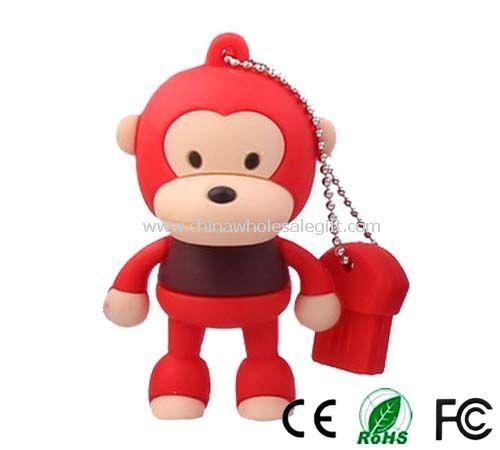 Big mouth monkey usb flash drive
