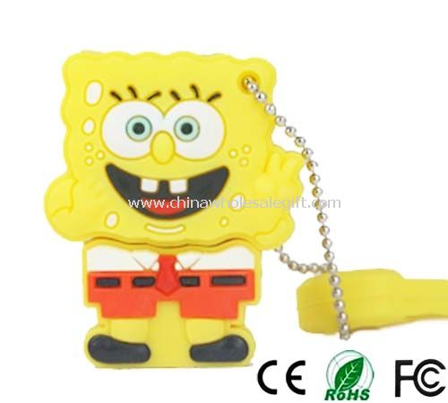 Spongebob squarepants flash drive usb