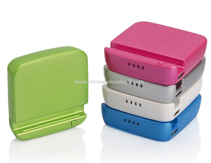 Charger Dock Stand 8800mah Power Bank For iphone4/4s/5/iphone 3G