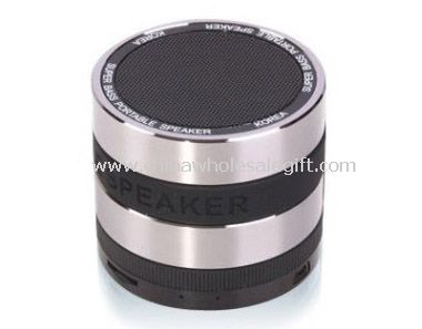 TF Card Lens shape Mini Bluetooth Speaker