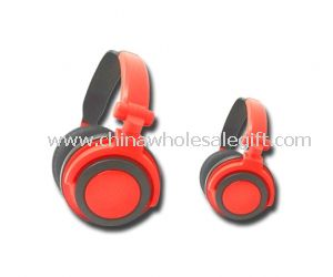 DJ Foldable Wireless Stereo Headphones