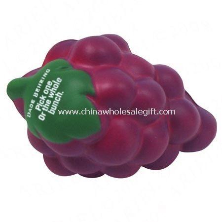 Fruit stress ball