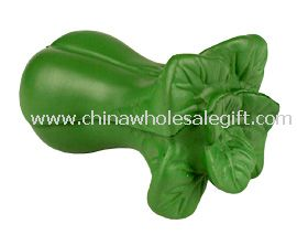 Green vegetables stress ball