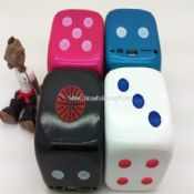 Dice Shape Digital Music Box Player Speaker images