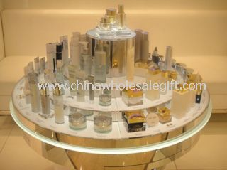 Cake Shaped Cosmetic Display