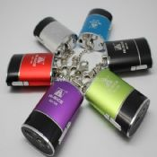 Multi-function Mini Keychain Speakers With TF card FM radio images