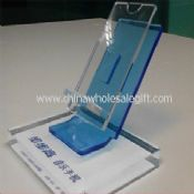 Single Acrylic Cell Phone Display Holder images