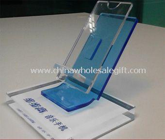 Single Acrylic Cell Phone Display Holder
