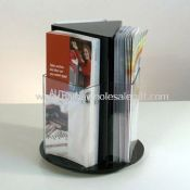 3-Side Acrylic Flyer Display Holder images