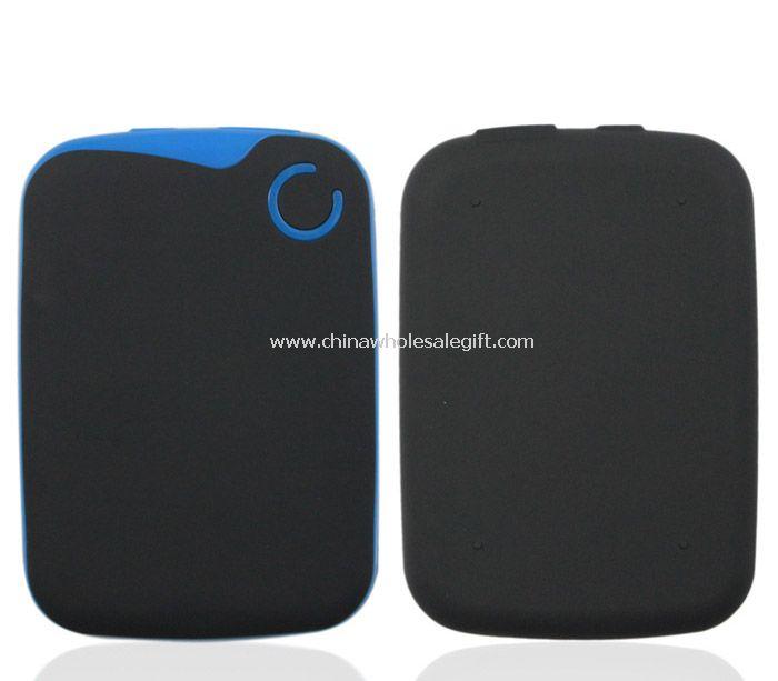 Portable 5000mah power bank for samsung/iphone/handphone