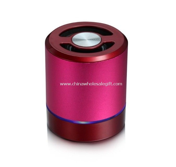 Aluminum Shell Mini Bluetooth Speaker
