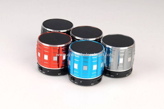Mini bluetooth speaker with TF card hands-free