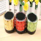 Wireless Bluetooth Speaker metal housing support TF card/FM radio function images