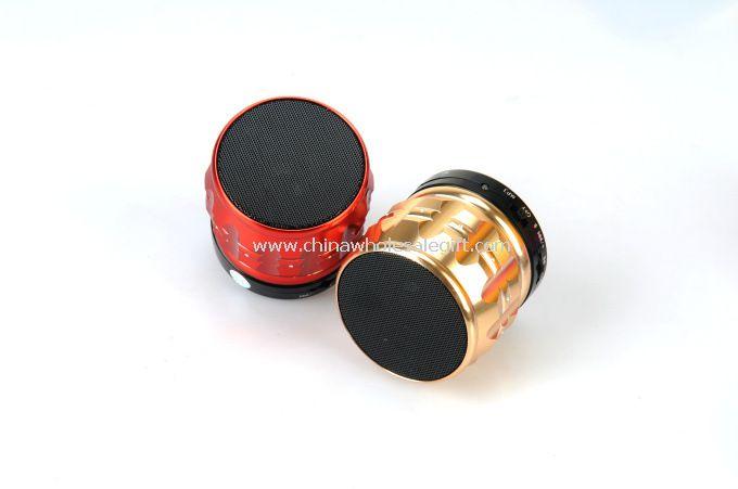 Mini vibration bluetooth speakers