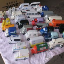 Truck shape stress balls images