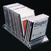 Transparent Elegant CD Holder images