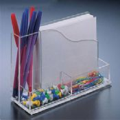 Transparent Office Desktop Organizer images