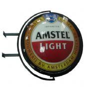 Rotación de caja de luz LED de círculo images