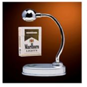 Desk Magnetic floating cigarette display images