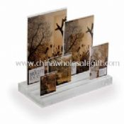 Acrylic Picture Frame Set/Base images