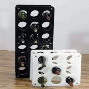 Acrylic Modern Wine Bottle Rack images