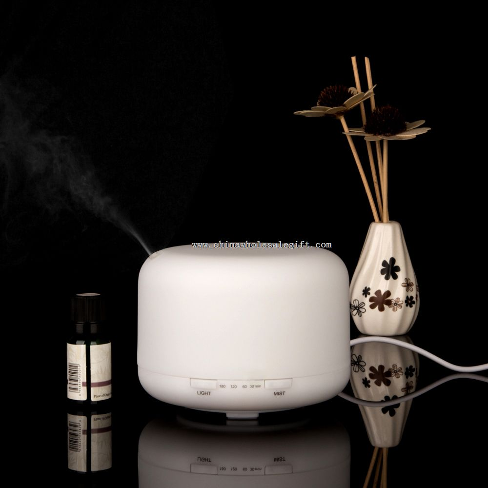160ml Ultrasonic Air Aroma Essential Oil Diffuser